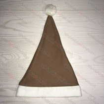 USA Bulk Brown Santa Hat
