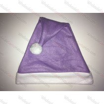Light Purple Bulk Santa Hat