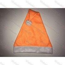 Orange Bulk Santa Hat
