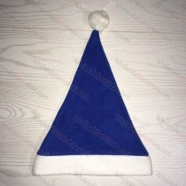 USA Bulk Blue Santa Hat