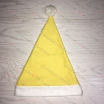 USA Bulk Yellow Santa Hat