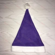 USA Bulk Purple Santa Hat