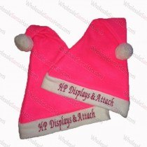 USA Bulk Hot Pink Santa Hat