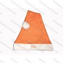 USA Bulk Orange Santa Hat